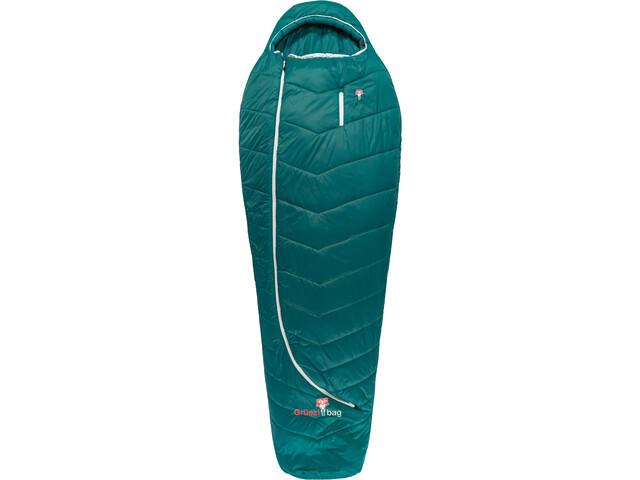 Grüezi-Bag Synpod Island 200 Sleeping Bag, turquoise